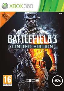 Battlefield 3 Limited Edition (XBOX 360) £0.99 (Preowned) Delivered @ GAME Outlet via eBay