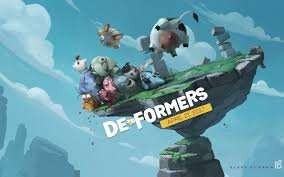 Deformers free weekend 8th - 11th June on Steam, PlayStation 4 and Xbox One. *Updated* links in OP
