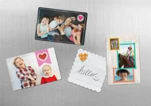 3 x 'free' photo magnets - £3.00 delivered with code @ Snapfish