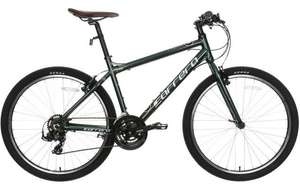 carrera Parva mens/woman's hybrid bikes - halfords - £184 (possibly £165.60 with APOCAR10) was (apparently) £330.