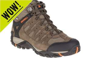 Merrell mens watreproof walking / hiking boots £65 RRP £130 Go outdoors