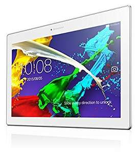 Lenovo TAB2 A10-30 10.1-Inch Tablet - (Pearl White) 32 GB £99.99 @ Amazon