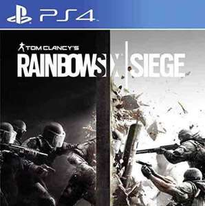 Tom Clancy's Rainbow Six Siege (PS4) £16.50 (Prime) / £18.49 (non Prime) at Amazon