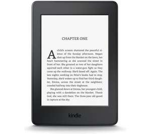 Kindle Paperwhite - Free delivery £89.99 @ Currys PC World