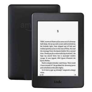 Kindle Paperwhite Wifi Black & White colours (with special offers) £89.95 with 2 year warranty @ John Lewis £89.99 Amazon & Argos