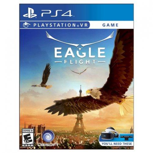 Eagle Flight PS4 (Playstation VR) £20 delivered @ Smyths