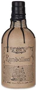 Ableforth's Rumbullion Spiced Rum 70cl £26.99 Amazon (DOTD)