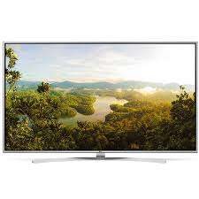 LG 49UH770V 49 Inch SMART 4K Super Ultra HD TV with HDR £476.10 with code TVS10 @ Argos