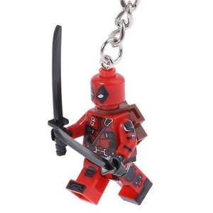 A Red Dead Spandex Wearing Soldier Keyring / Keyring Soldier Model - 8p - Gearbest