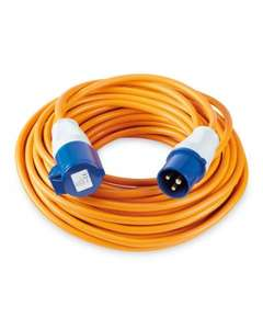 Caravan 25M Extension Cable reduced from £25 to £6 at ALDI (store-specific? - Derby)