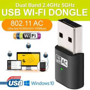 wifi dongle 5ghz - £7.89 @ itlootuk / eBay