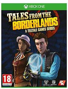 TALES FROM THE BORDERLANDS XBONE £5.99 (Prime / £7.98 non Prime) Sold by Rush Gaming and Fulfilled by Amazon