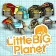 LittleBIGPlanet -- WipEout Costume Kit, Free @ PSN