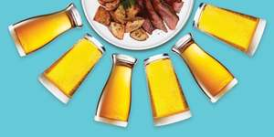 Father's Day 4 course Carvery + Free Beer for Dad - Adults from £12.95 & Kids from £6.95 @ Village Hotels