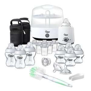 Tommee Tippee Complete Feeding Set (Closer to Nature) White - £64.99 @ Amazon