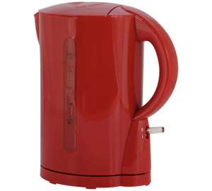 ColourMatch kettle in red was £10.99 now £5.49 plus Cookworks kettles were £11.99 now £5.99 - more in post @ Argos