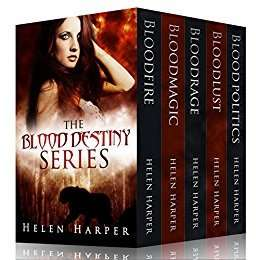 The Blood Destiny Series 99p @ Amazon