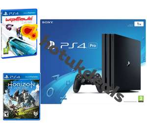 Sony Days of Play Deals  - Starting 9th June  eg - Playstation Pro with Horizon Zero Dawn AND Wipeout £349.99 / Playstation VR + VR Worlds AND Farpoint AND PS4 camera £349.99 + More @ Argos