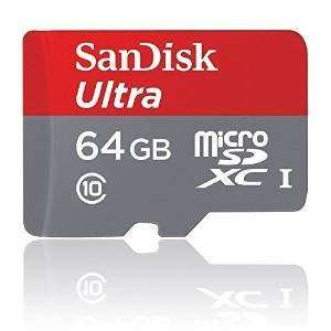 Sandisk 64gb micro sd card £18.50 at Tesco Direct (poss £3 delivery / free c&c)