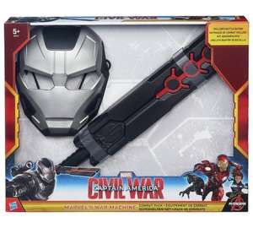 Captain America: Civil War Marvel's War Machine Combat Pack £6.99 @Argos