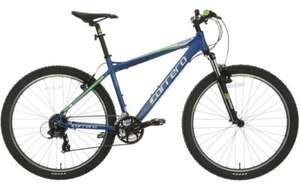 Carrera Valour Mens Mountain Bike £194 with code Was £270  @ Halfords