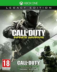 Call of Duty: IW Legacy Edition (includes Modern Warfare Remastered) - Xbox One £29.99 @ Microsoft Store