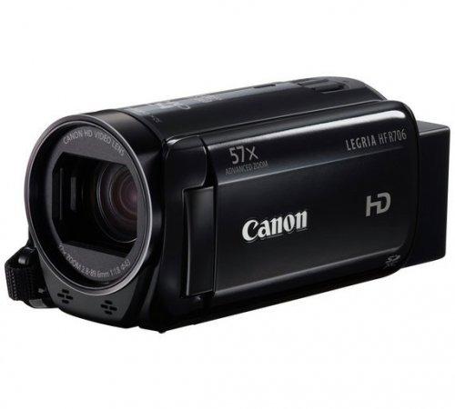 Canon LEGRIA HFR706 Camcorder + Extra Battery £129.99 @ Argos