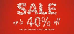 End of season sale @ cath kidston - up to 40% off *Further items added*
