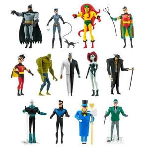 Batman The Animated Series and New Batman Adventure Figures £5.99 down from £15.99 @ Smyths instore and online.