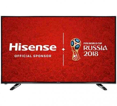 Hisense H55M3300 55 inch Smart 4K tv £479 @ Argos