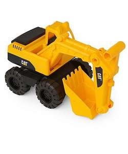 ELC large CAT excavator (22*40*24cm) for £10.00 down from £25 @ Early Learning Center