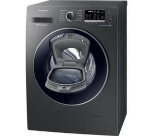 Samsung Ecobubble Addwash Washing Machine 8kg 1400 £376.11 Currys