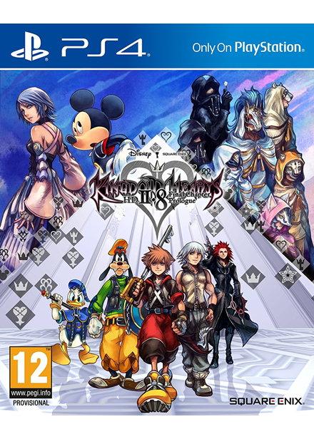 Kingdom Hearts HD 2.8 Final Chapter Prologue (PS4) £21.75 Delivered @ Base