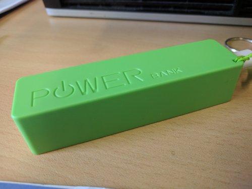 USB Powerbank £1 @ Poundland