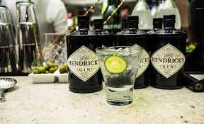 Exchange a cucumber for a Hendrick's gin & tonic at bars nationwide Wed 14th June 5-8PM