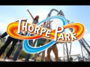 £20 admission at Thorpe Park - Limited time only! (Students)