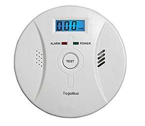 Combination Smoke and Carbon Monoxide Detector @ Amazon Lightning Deal
