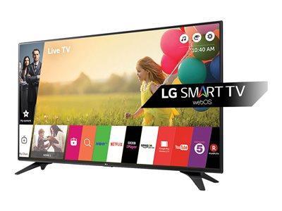 "LG 49"" 49LH604V Full HD Smart / Wi-Fi LED TV with WebOS £368.97 / 43"" version (43LH604V) £314.97 / HP Sprocket Photo Printer £89 @ BT Shop (Using Codes)"