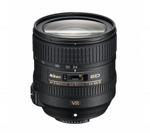 Nikon 24-85mm AF-S f3.5-4.5 VR II full frame lens £284.20 at Currys