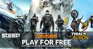 [PC] Steep, The Division, and Trials Fusion FREE to play this weekend