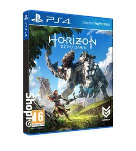 [PS4] Horizon Zero Dawn + Aloy Sackgirl Keyring + Concept Art Cards - £26.86 / Sony PlayStation VR (PSVR) + Camera + FarPoint + Vr World - £339.85 / 12 Months PS+ - £27.85 - Shopto
