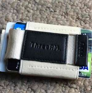 ThreeAM minimalist wallet for £4.99 (Prime) was double that before, available Sold by Redsnow Limited and Fulfilled by Amazon
