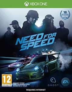 £5 Need For Speed Sainsbury's Instore Xbox One