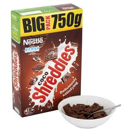 Nestle Coco Shreddies 750G £1 @ Poundstretcher