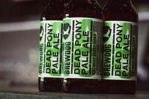 brewdog dead pony ale -m&s 4, of their 4 packs, for the price of 3 £18 @ M&S