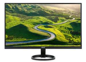 "Acer R241 24"" 1080P Ultra Thin Monitor 4ms IPS Panel £104.99 @ Argos"