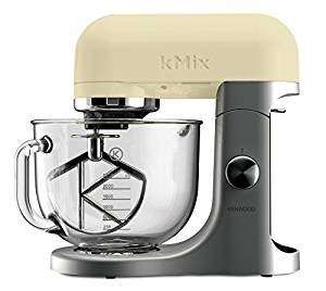 Kenwood kMix Stand Mixer, 5 L KMX52G - Cream £139.99 @ Amazon (Deal of the day)