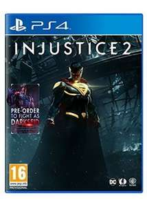 Injustice 2 inc. DLC Ps4 & Xbox £32.85 @ base