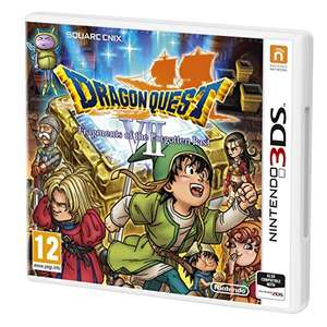Dragon Quest VII 7 3DS - £9.99   (Prime) / £11.98 (non Prime) at Amazon