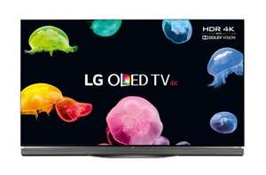 "LG OLED55E6V  55"" Smart WiFi Built In Ultra HD 4K OLED  £1799 - Hughes"